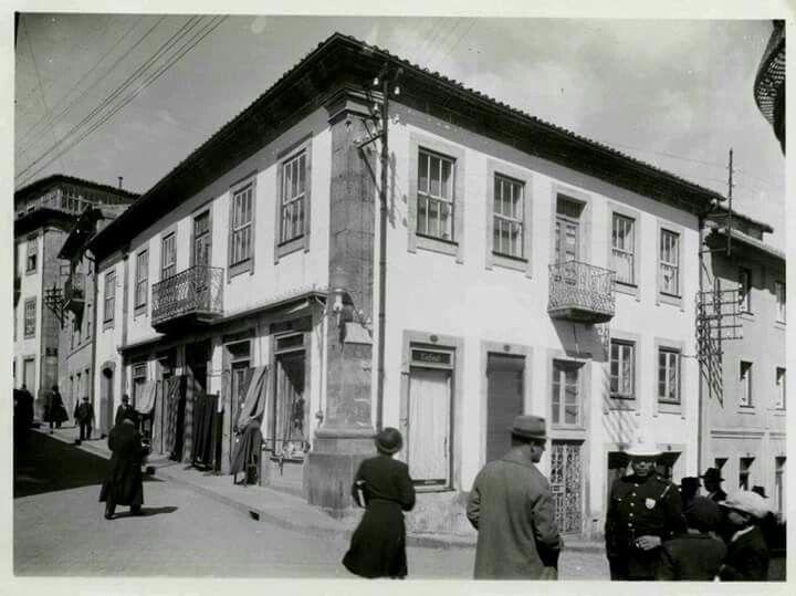 Loja Conde e Gião  Rua do Comércio  Guarda