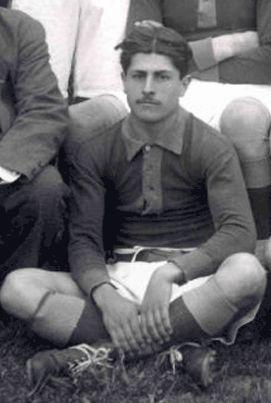 Joseph COUFFE (1894-1915) (Rugby) (Mort pour la France)