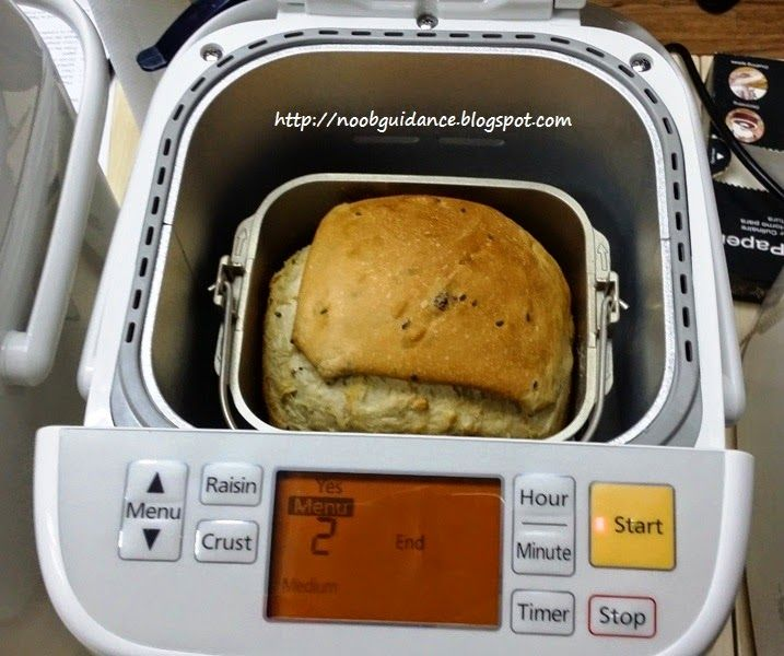 Just two hours of cooking demo session and I am convinced that making bread is truly easy with the  Panasonic Bread Maker SD-P104!       Si...