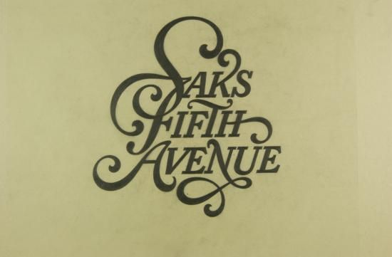 Saks Fifth Avenue by Tom Carnase