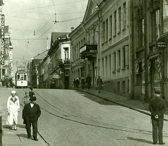 Old photos of Vyborg.