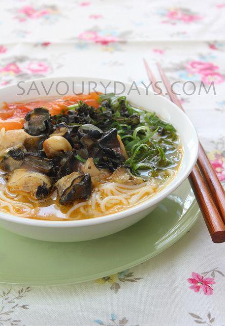 Vermicelli di riso di conchiglia http://viaggi.asiatica.com/