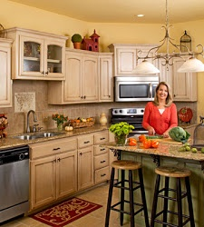 Featured in Country Woman Magazine fall 2012 for kitchen and crafts