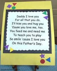 fathers day poem from children - Google Search