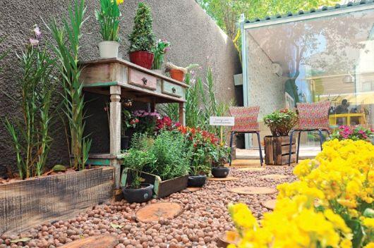 Jardines baratos y sencillos dise o de jardines - Jardines economicos ...