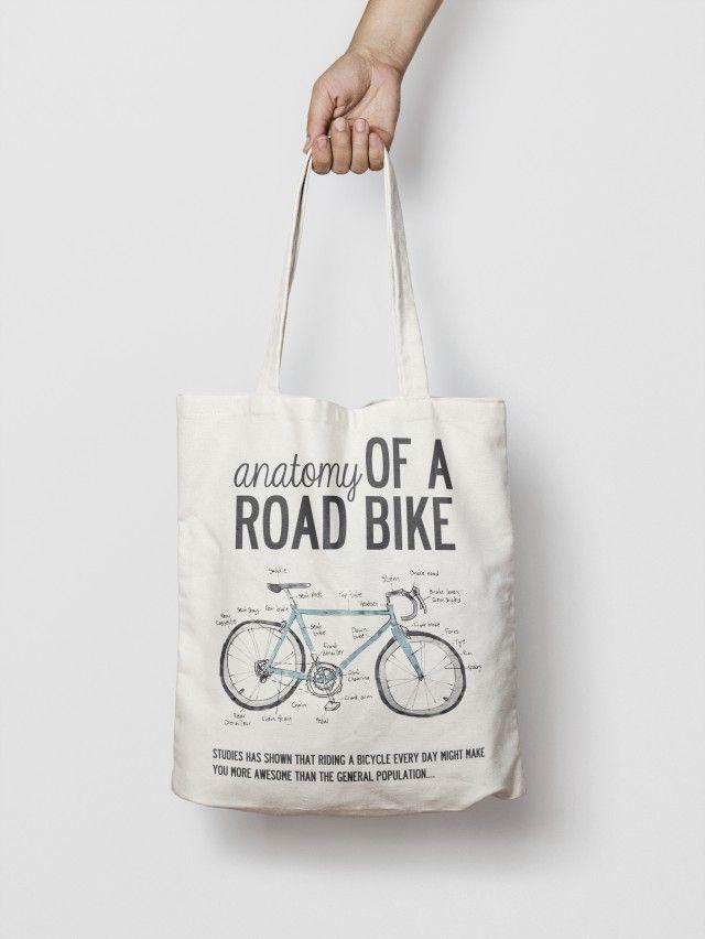 Anatomy of a road bike - I love Design - Nordic Design Collective