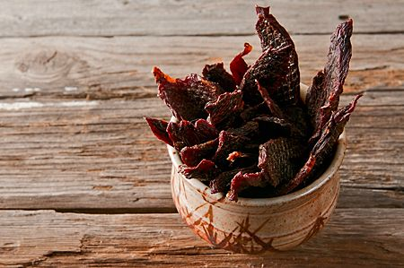 Goose or wild duck jerky recipe