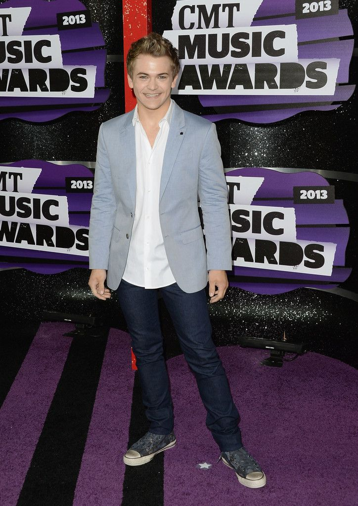 Hunter Hayes @ CMT Music Awards 2013
