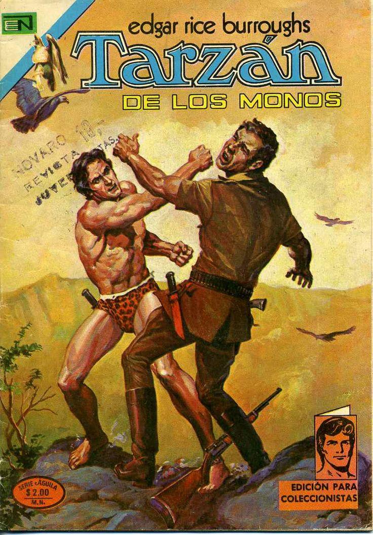 COMICS NOVARO: Novaro : Tarzan #444