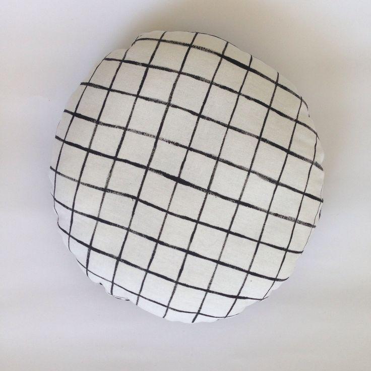 Image of Dot Grid Cushion