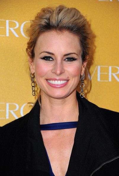 Niki Taylor's Eyelashes - Niki Taylor added a sultry touch to her look with defined lashes that gave her s stand out look.