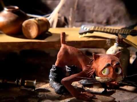 Puss in Boots-A Hilarious Animated Short Film-Garri Bardin-CC (1995)