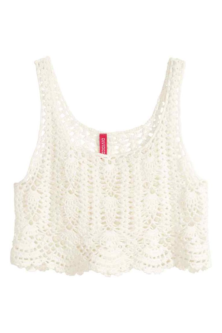 Top de crochet | H&M - €9.99