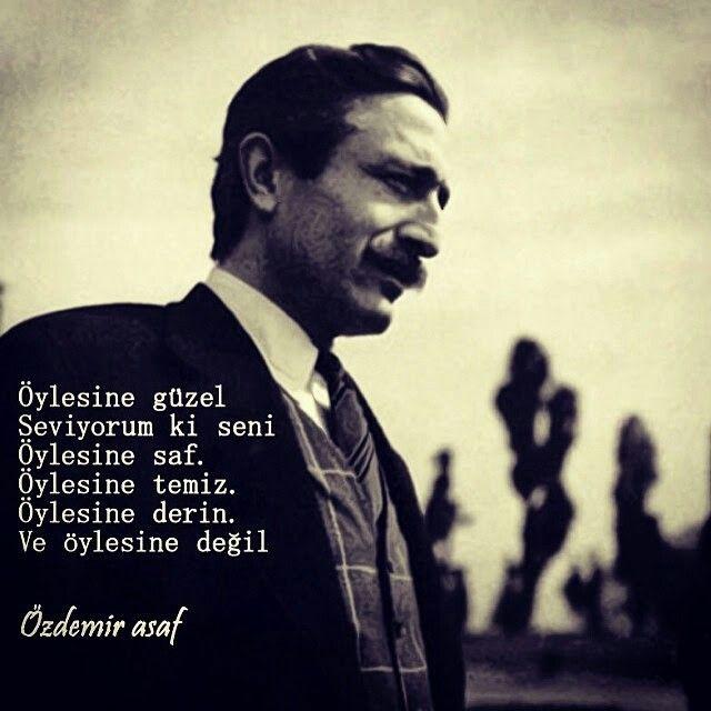 Özdemir Asaf