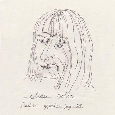 Klara Wiksten: Skivomslag.