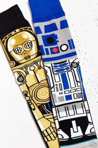 Stance X Star Wars Droid Sock - Urban Outfitters