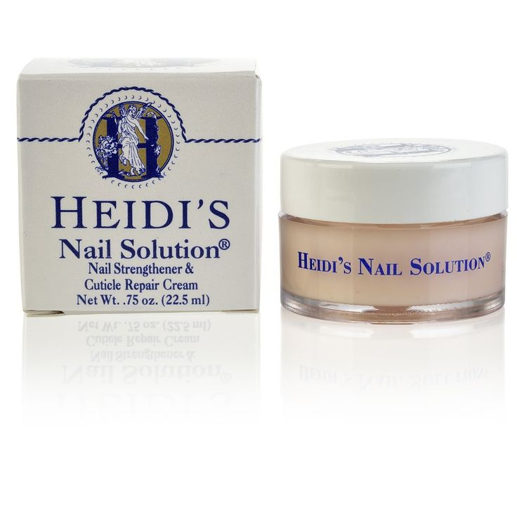 HEIDI'S Nail Strengthener and Cuticle Repair Creme, 0.75 Ounce ** Check out the image by visiting the link.