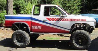 '87 Nissan Hardbody King Cab Full FRAME OFF Restoration Project - Page 33 - Infamous Nissan - Hardbody / Frontier Forums