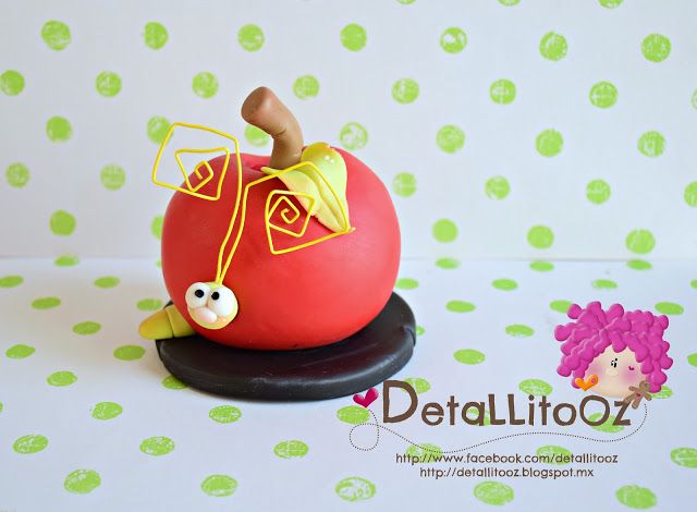 Manzana para Plumota