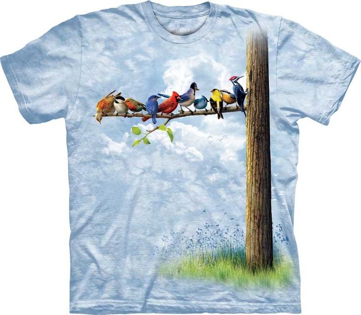 Árbol de aves. #3313