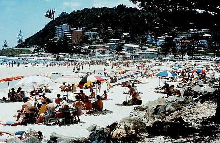 1965 Burleigh Beach