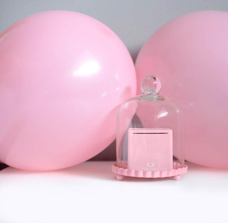 The perfect birthday gift: ROCKBOX CUBE Cupcake | Fresh 'n Rebel | Portable Bluetooth speaker #freshnrebel #rockbox