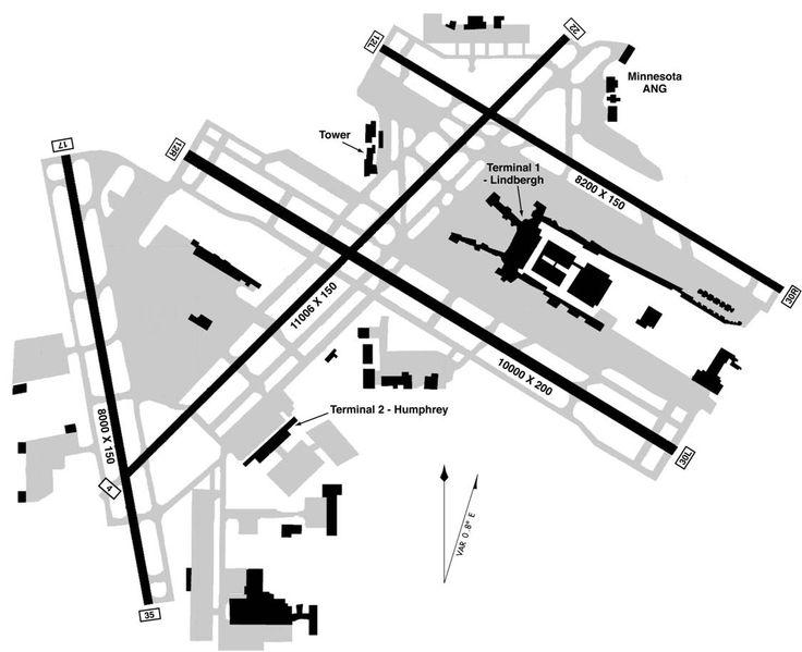 Runway Bwi Airport Terminal Map