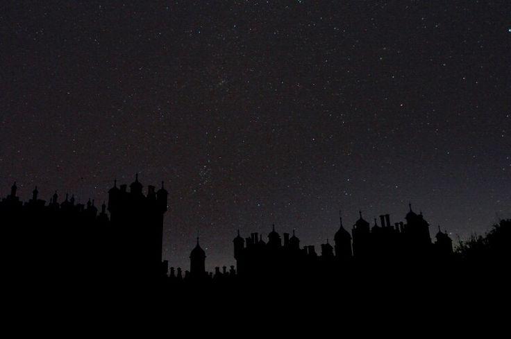Floors Castle stars