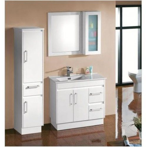 Selina Series Vanity SK31-900W.  Small vanity top but maybe tall boy will make up for it!! Damm...it's 2pac..not allergy friendly..grrrh