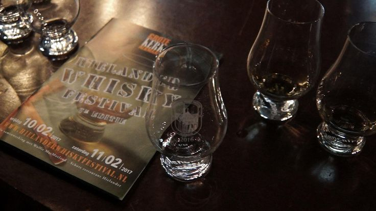 Hielander Whisky Festival Alkmaar, the Netherlands 2017