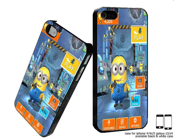 Hey, I found this really awesome Etsy listing at http://www.etsy.com/listing/163465633/despicable-me-minion-rush-high-scores