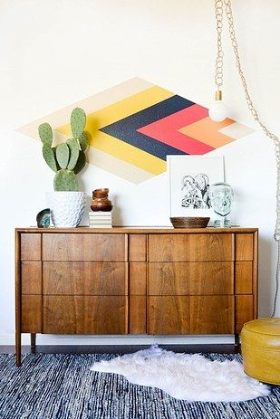 Pintura focal | Community Post: 19 jeitos engenhosos para decorar seu cantinho
