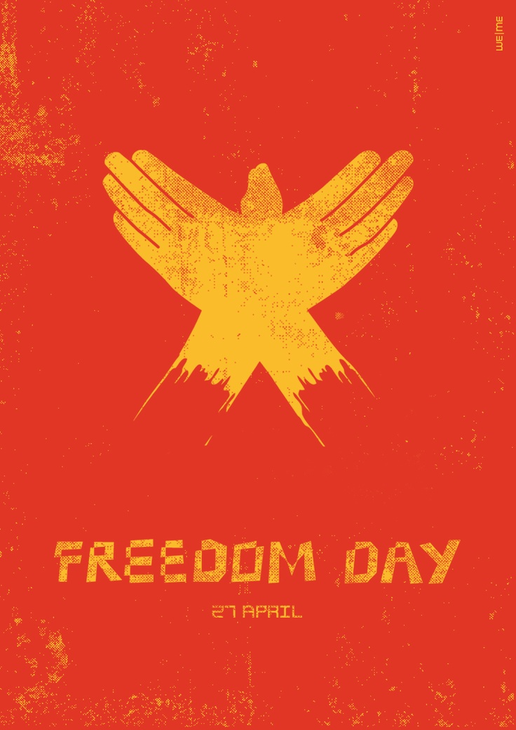 Let's celebrate FREEDOM DAY :)