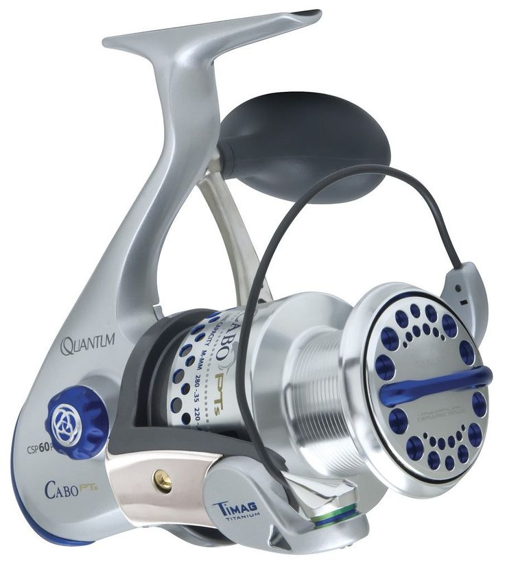 Quantum Fishing Cabo 9BB Cabo Spin Fishing Reel -- For more information, visit image link.