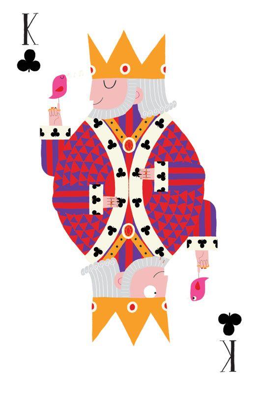 Usborne Playing Cards > jim field