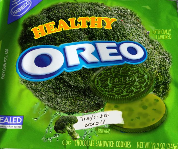 """Fake Cookie Flavors : """"national junk food day"""""""