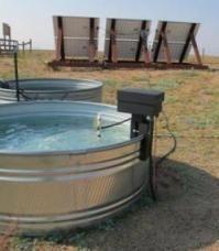 Z4 Energy Systems, LLC Solar Stock Tank Heater