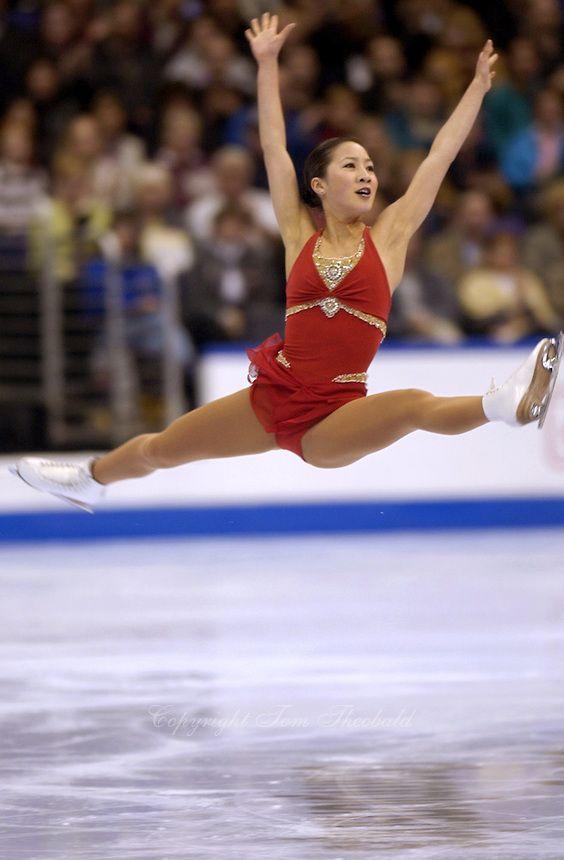 290 best Lov... Michelle Kwan Figure Skating