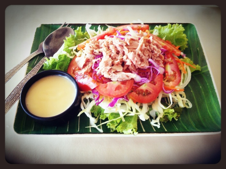 Tuna Salad#