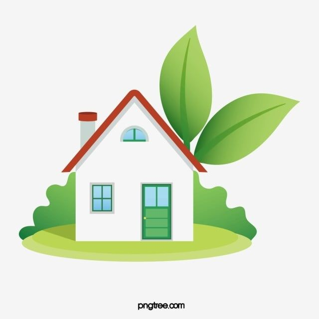 Vector House Icon House Clipart Houses Green Png And Vector With Transparent Background For Free Download Home Icon House Vector Cartoon House