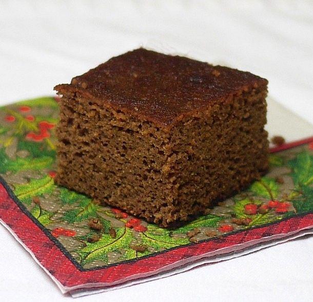 Gingerbread Snacking Cake - Low Carb, Gluten Free, Sugar Free, Dairy Free, Paleo