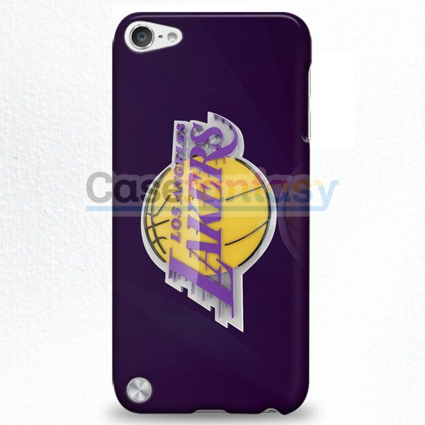 La Lakers Los Angeles Basketball Nba iPod Touch 5 Case | casefantasy