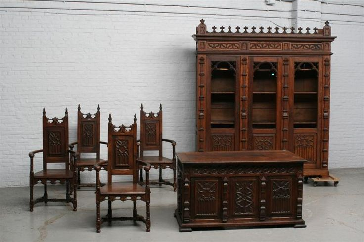 Антикварные секретеры, бюро, письменные столы, кабинеты | Историческая справедливость - экспресс