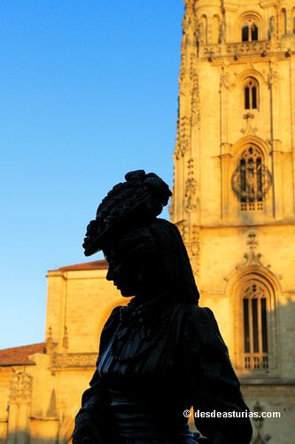 Catedral de Oviedo y Regenta