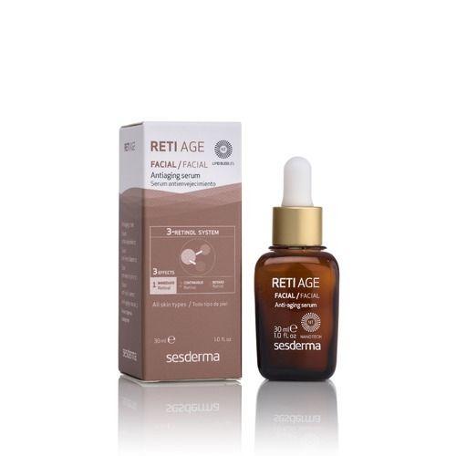 1b: Reti Age Serum (Przeciwzmarszczkowe serum z retinolem) - cena, opinie, recenzja | KWC