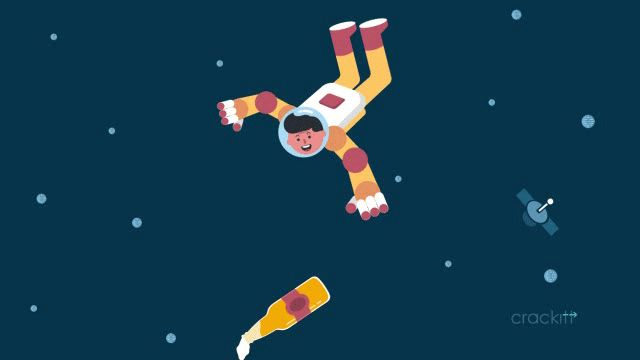 Grab the drink, it's out of this world! #Astronaut #Space #world #Stars #Drink #Illustration #Animation #NASA #Spaceship #Art #Creative   Check out some more fun Gifs: https://www.crackitt.com/portfolio/