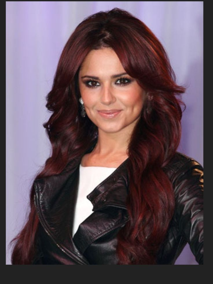 colors trends hair colors ideas red hair haircolor fall hair colors ...