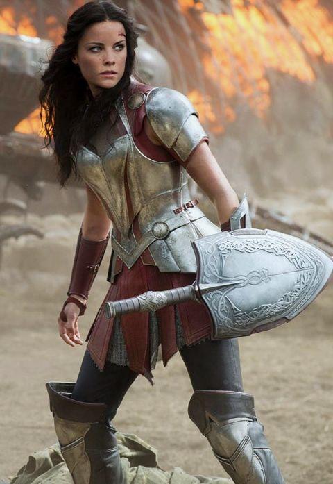z- Wonder Woman (Jaimie Alexander)- 'Batman v Superman- Dawn of Justice', 2016