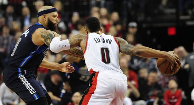 Dallas Mavericks vs. Portland Trail Blazers - 11/4/16 NBA Pick, Odds, and Prediction