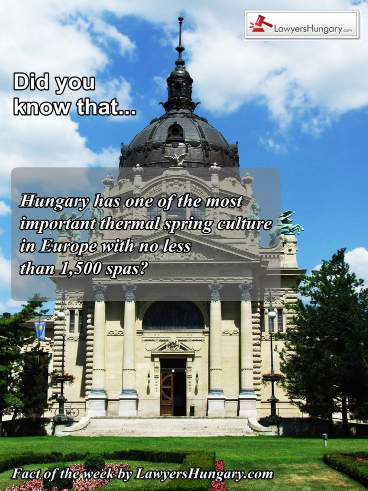 If you need legal consultancy for your business in #Hungary please contact our #Hungarian #lawyers. #Hungarianfacts #curiosities http://www.lawyershungary.com/